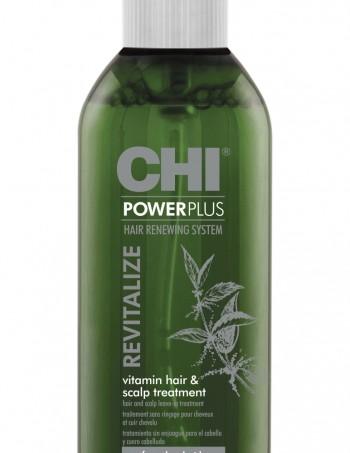 CHI Power Plus Line - Vitamin Hair & Scalp Treatment 3oz