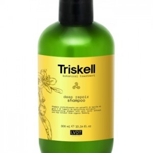 Giliai atkuriantis šampūnas su hialurono rūgštimi